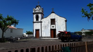 Zielpunkt: Kirche